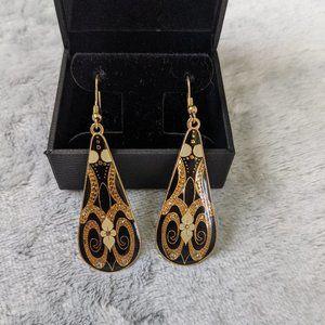 Modcloth Art Deco Earrings